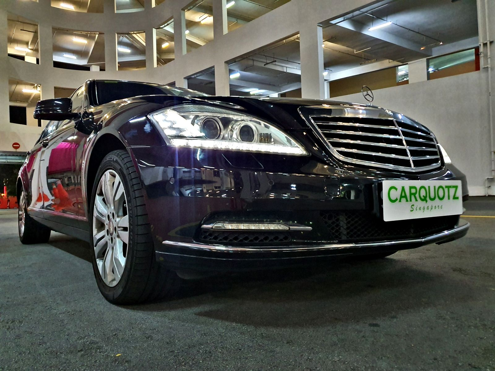 Mercedes-Benz S Class S350L (For Lease)