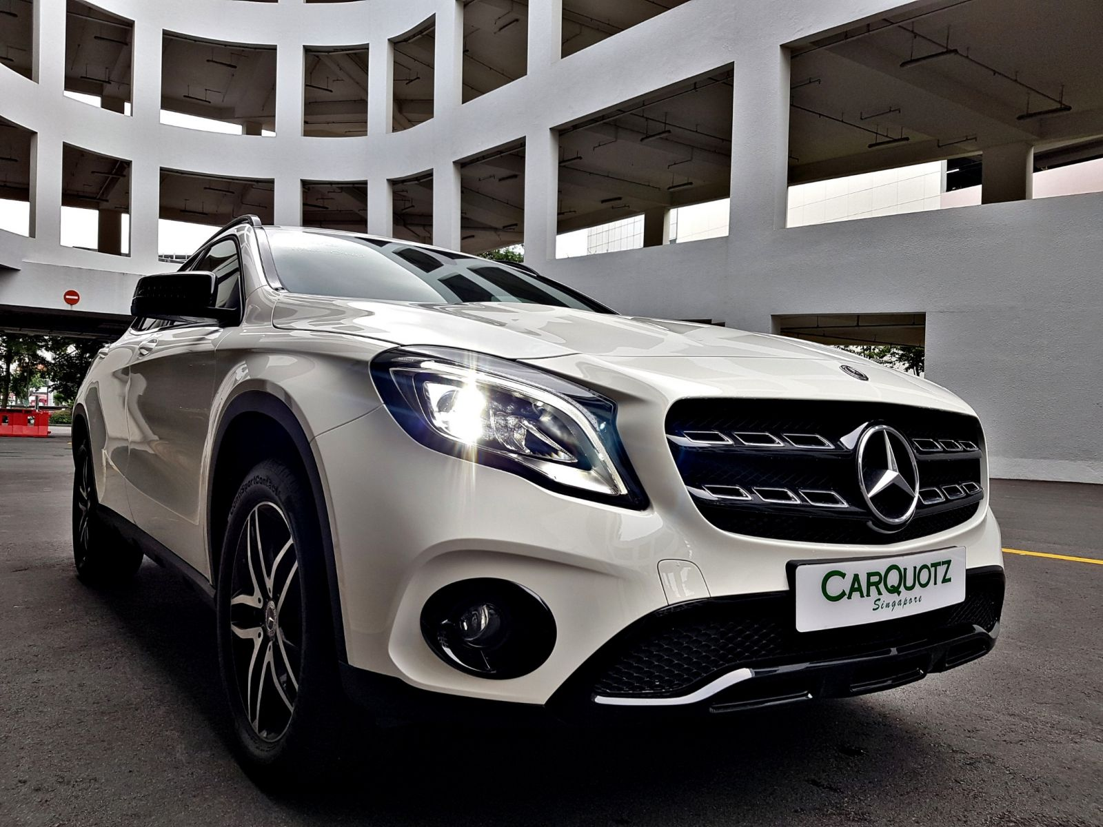 Mercedes-Benz GLA Class GLA180 (For Lease)