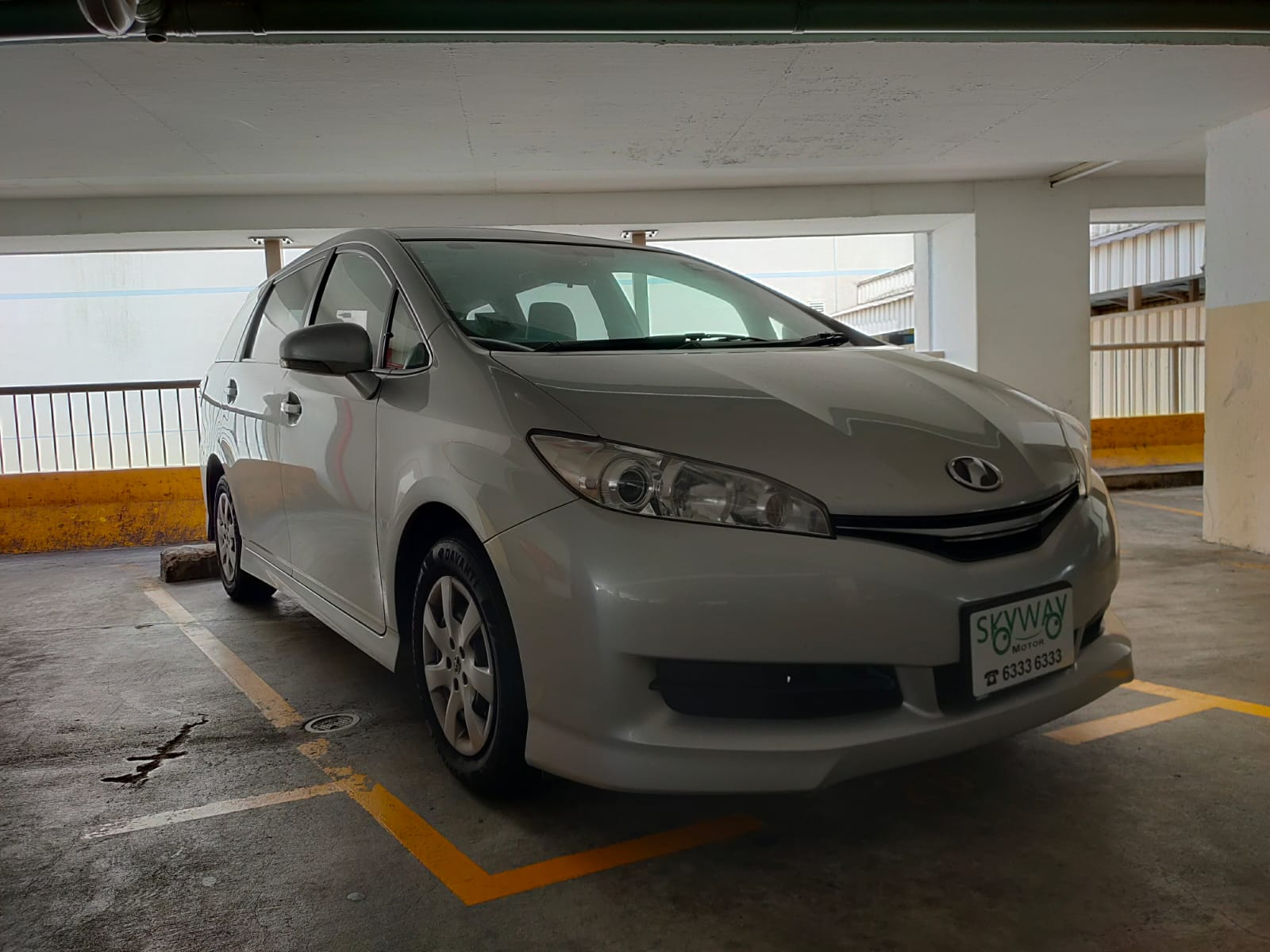 Toyota Wish 1.8A X (For Lease)