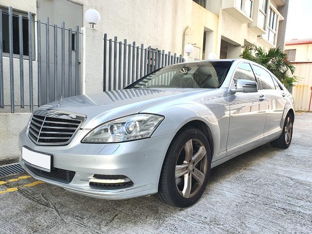 Mercedes-Benz S Class S300L (For Rent)