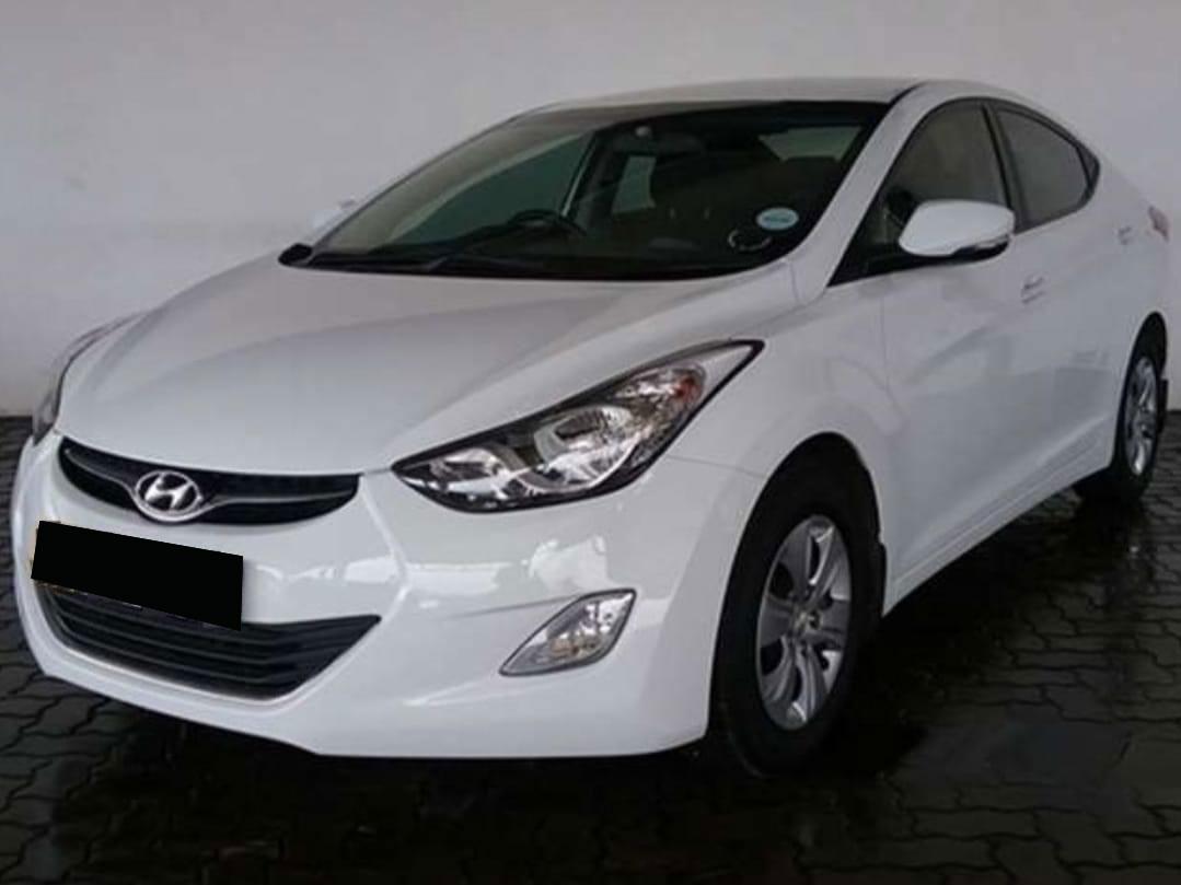 Hyundai Elantra (For Lease)