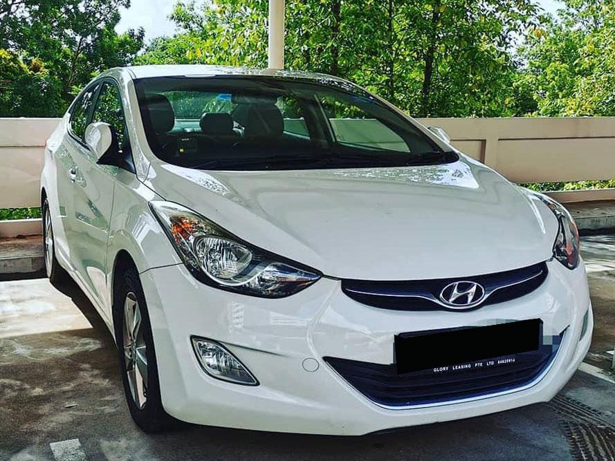 Hyundai Elantra (PHV Private Hire Rental)