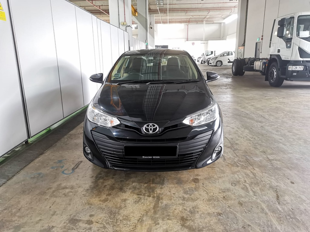 Toyota Vios (For Lease)