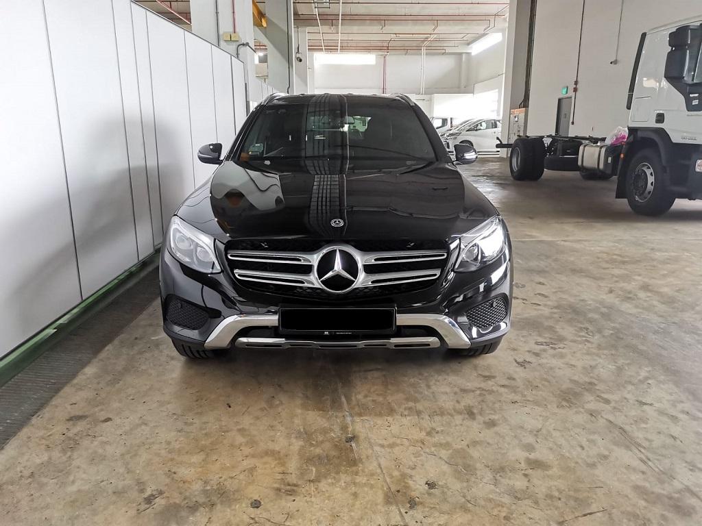 Mercedes-Benz CLA Class CLA250 4 Matic (For Rent)