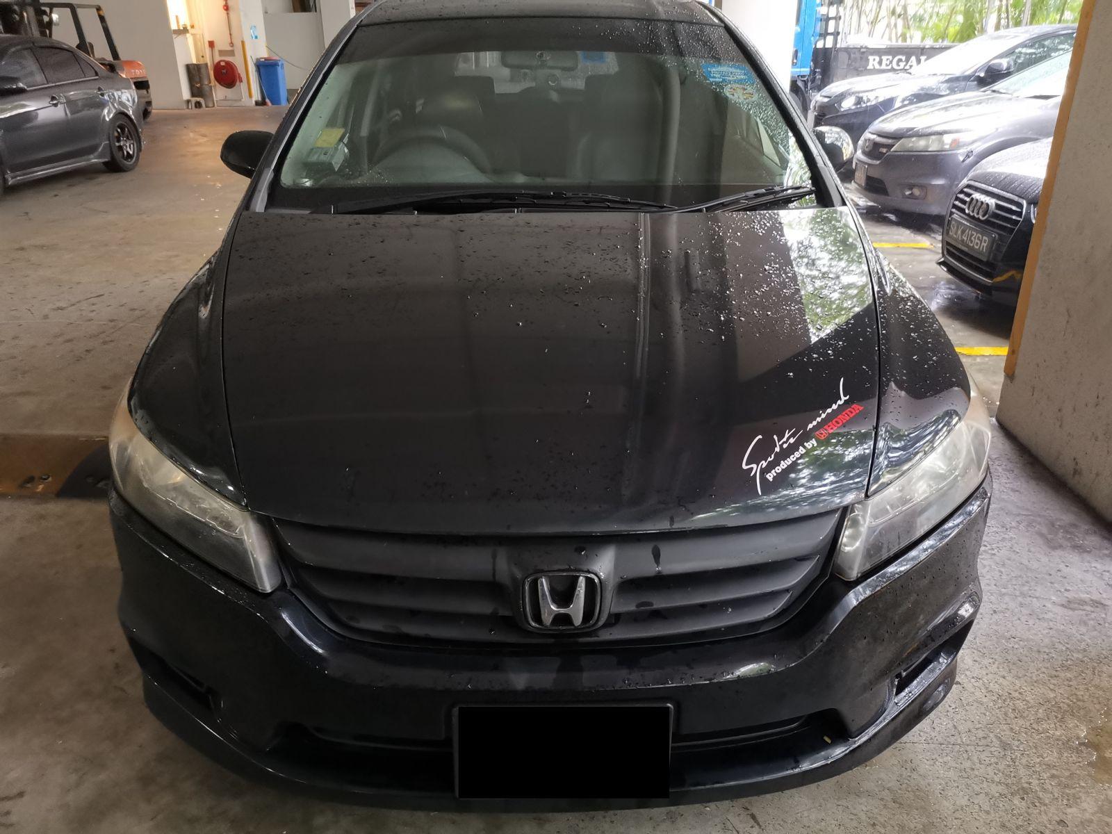 Honda Stream 1.8A (PHV Private Hire Rental)
