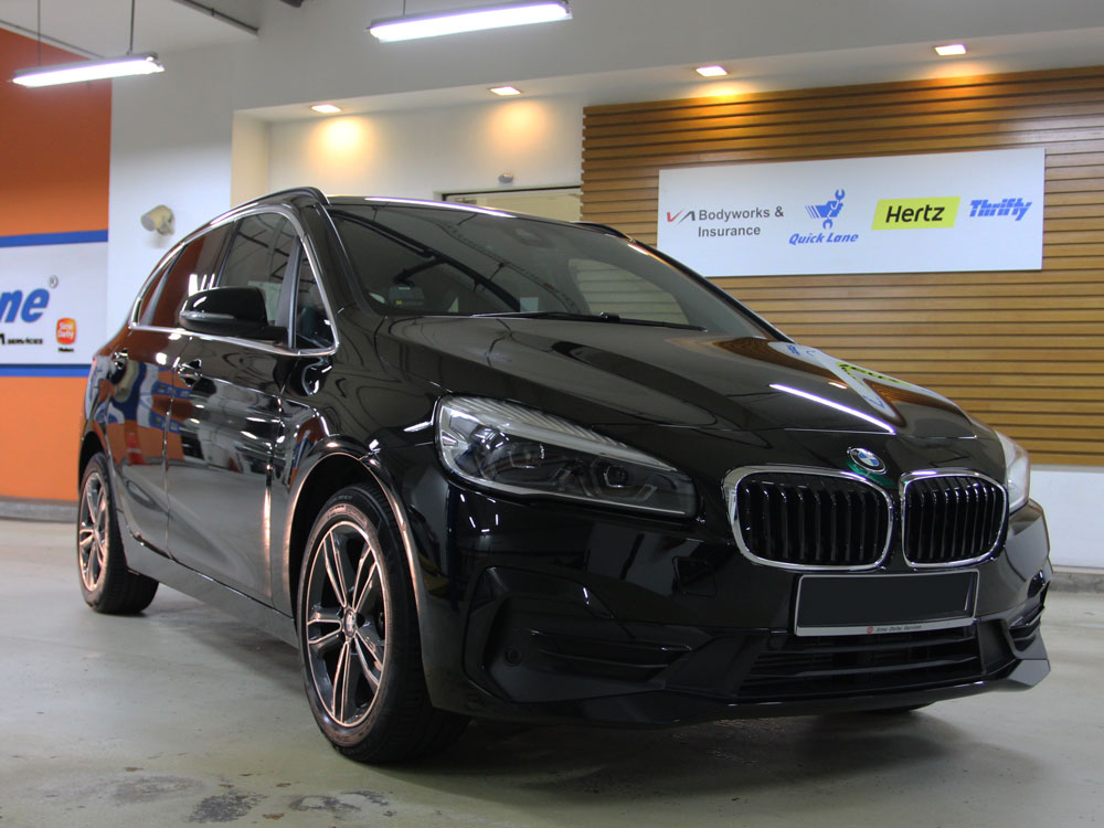 BMW 2 Series 216i Active Tourer (For Rent)