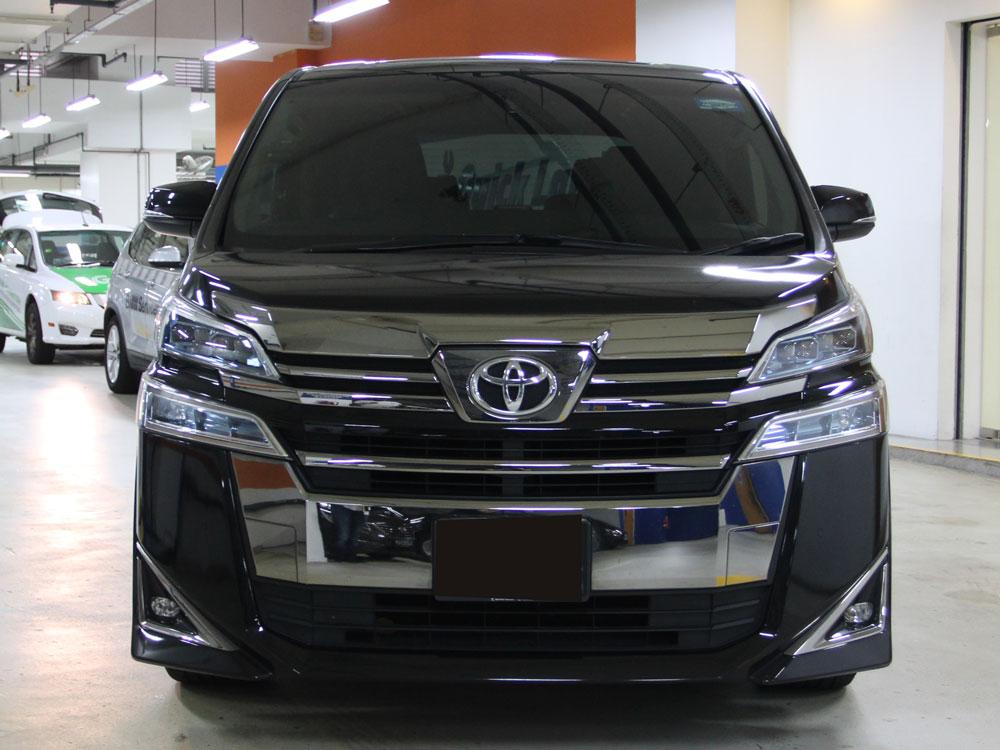 Toyota Vellfire 2.5Z (For Rent)