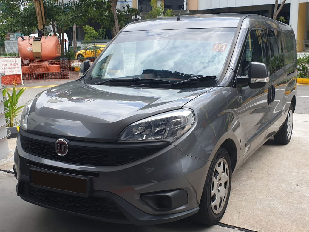 Fiat Doblo (For Lease)