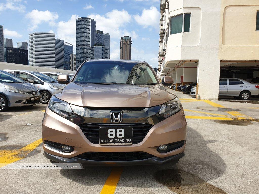 Honda Vezel Hybrid (For Lease)