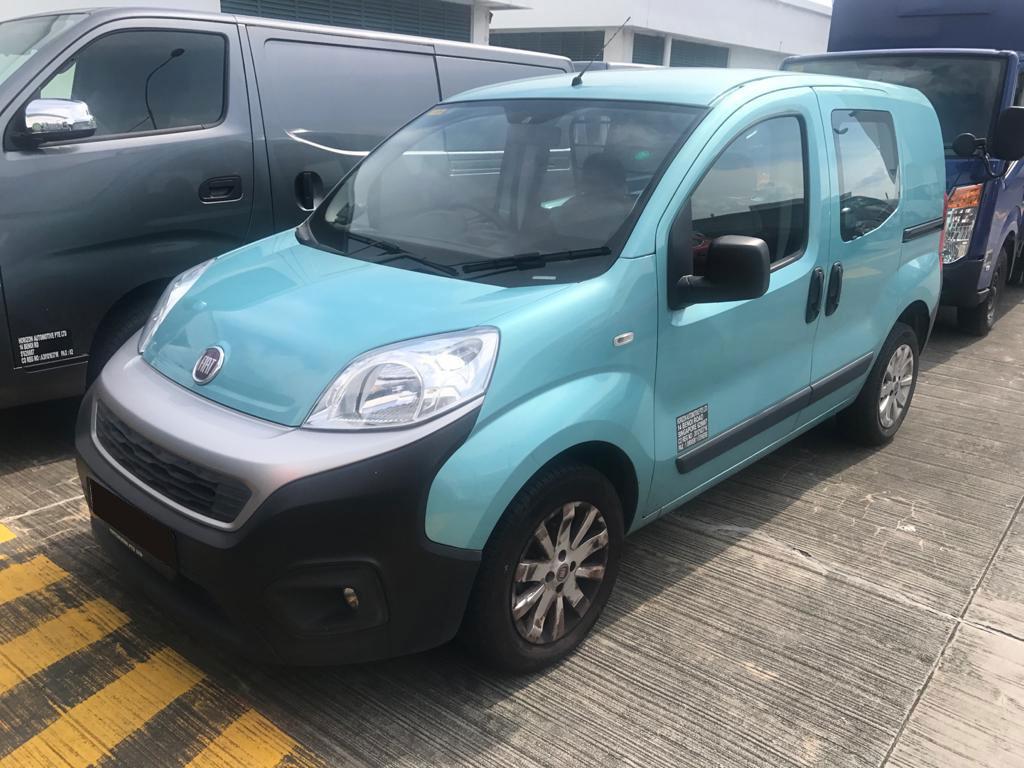 Fiat Fiorino (For Lease)