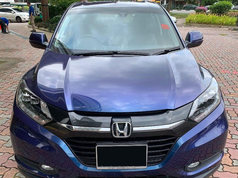 Honda Vezel Hybrid (For Rent)
