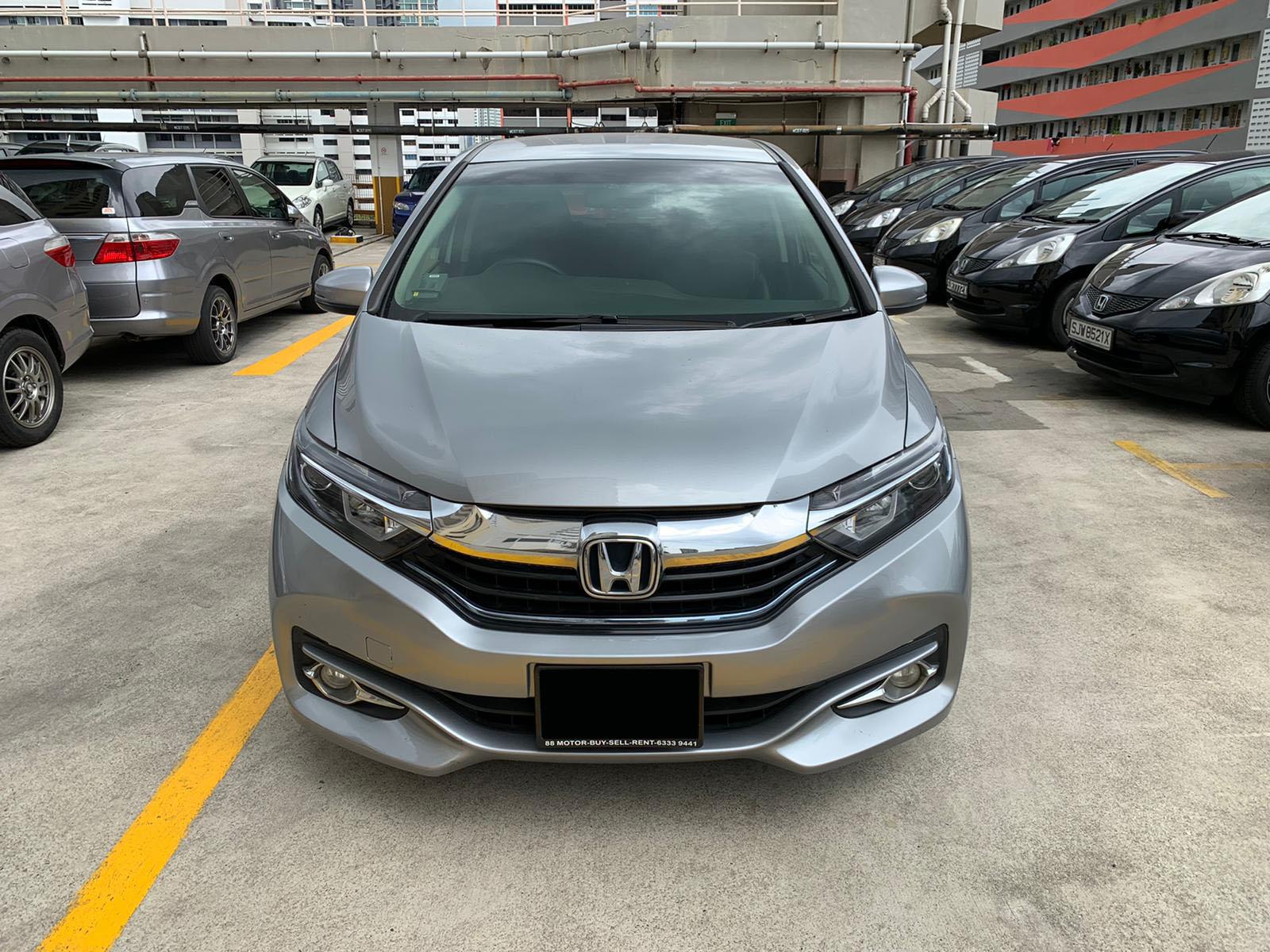 Honda Shuttle (For Lease)