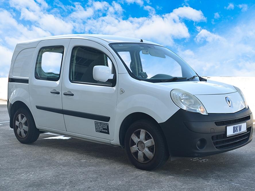 Renault Kangoo II 1.5 Diesel M (For Rent)