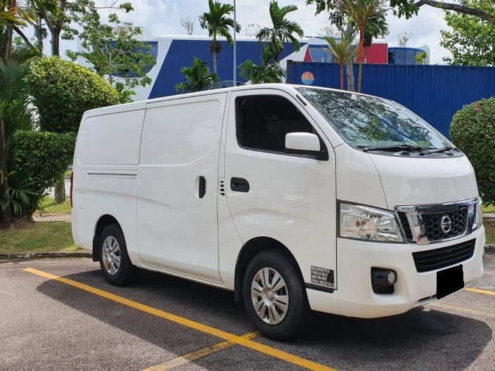Nissan NV350 (For Lease)