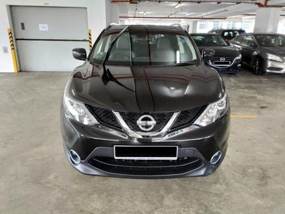 Nissan Qashqai 2.0L Premium A (For Rent)