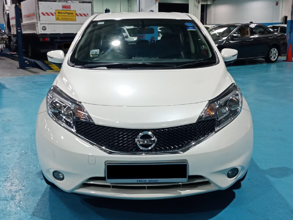 Nissan Note 1.2A (For Rent)