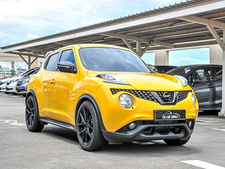 Nissan Juke 1.6A (For Lease)