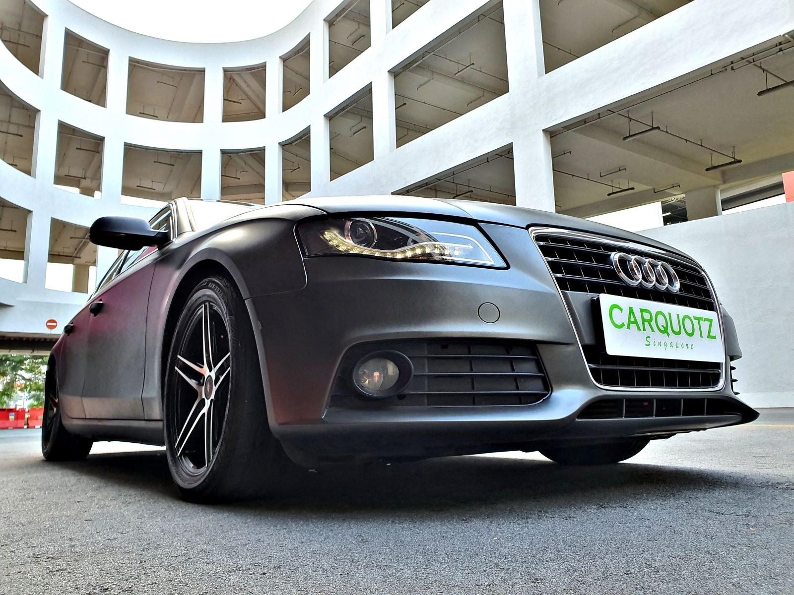 Audi A4 1.8A (For Rent)