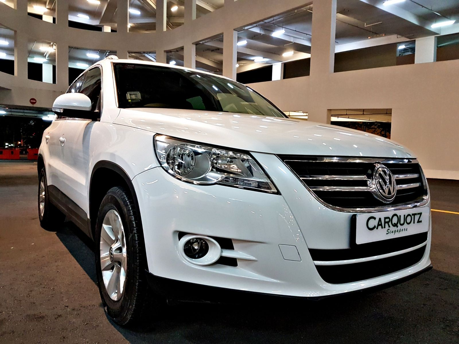 Volkswagen Tiguan 2.0A (For Rent)