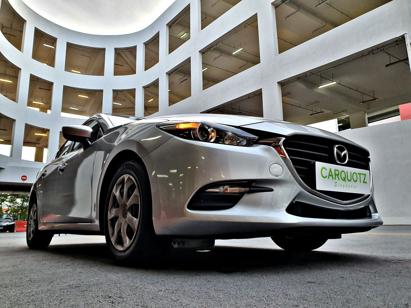 Mazda 3 1.5A (For Lease)