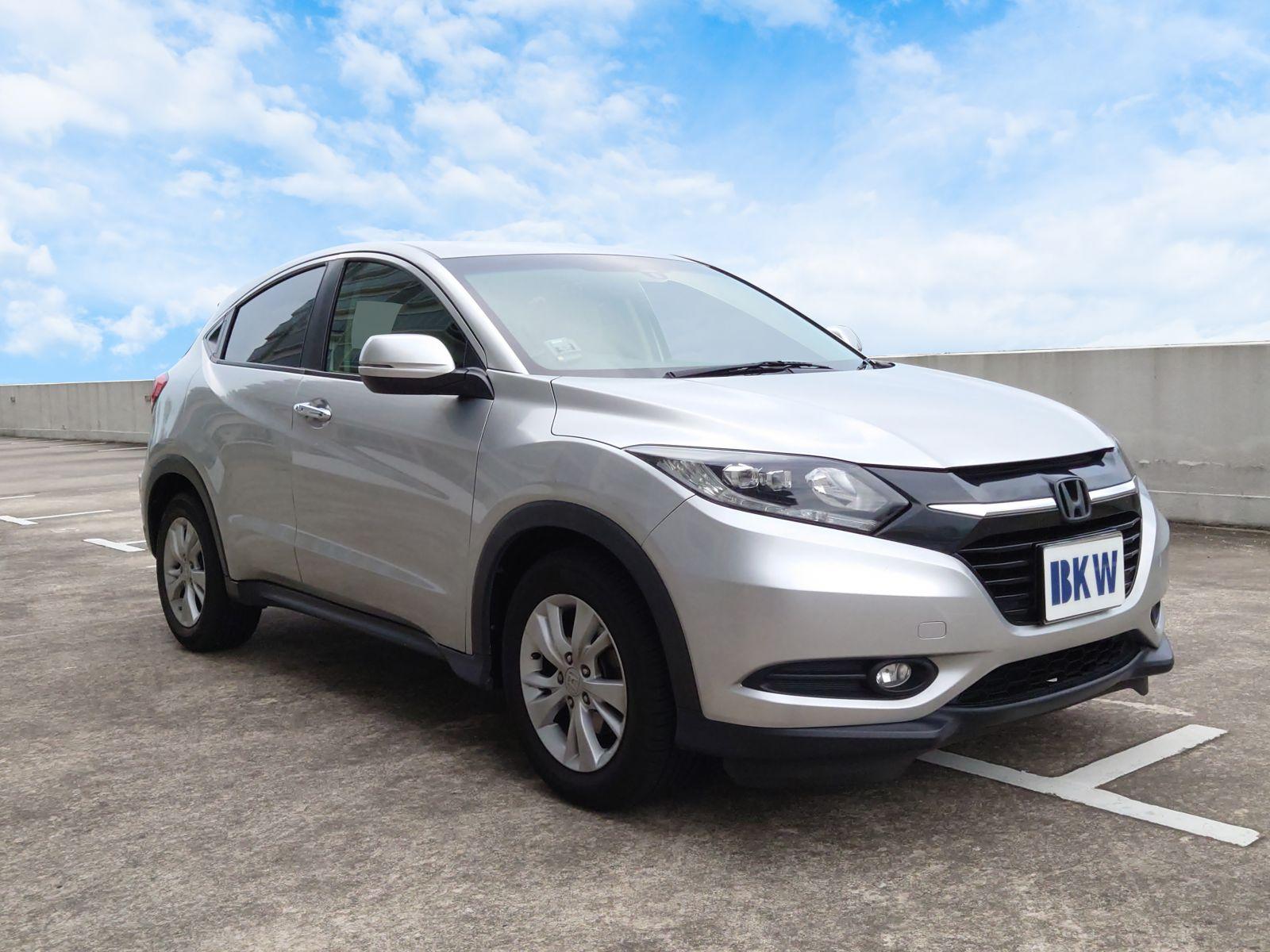 Honda Vezel 1.5A (For Rent)
