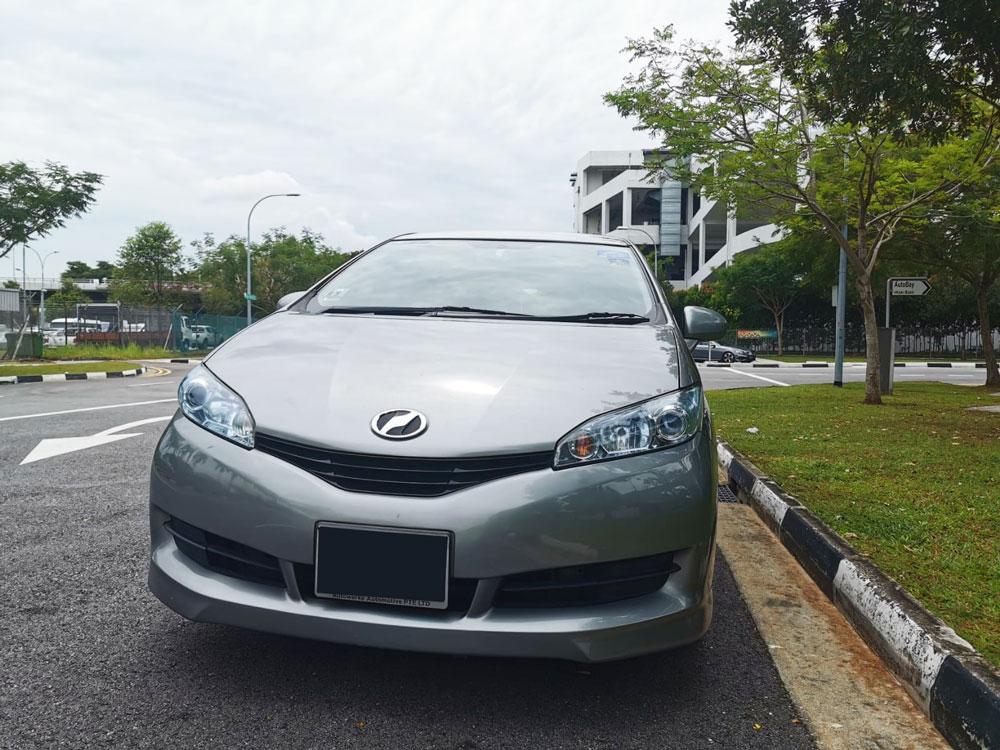 Toyota Wish 1.8A (PHV Private Hire Rental)