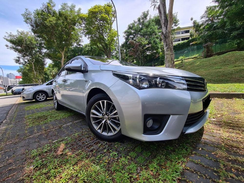 Toyota Corolla Altis 1.6A (PHV Private Hire Rental)