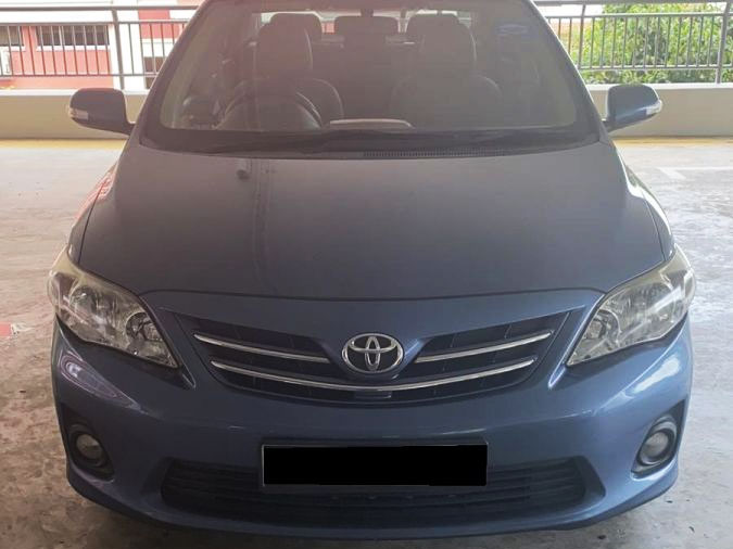 Toyota Corolla Altis 1.6A (PHV Private Hire Rental)