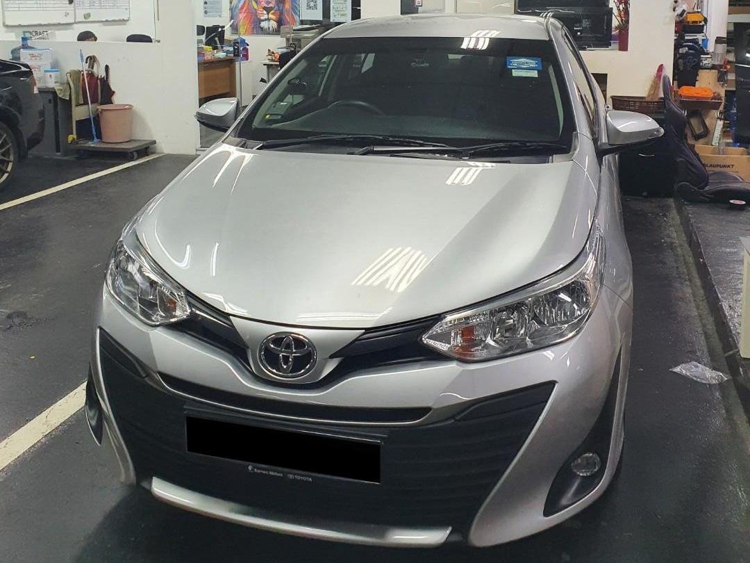 Toyota Vios 1.5A (PHV Private Hire Rental)