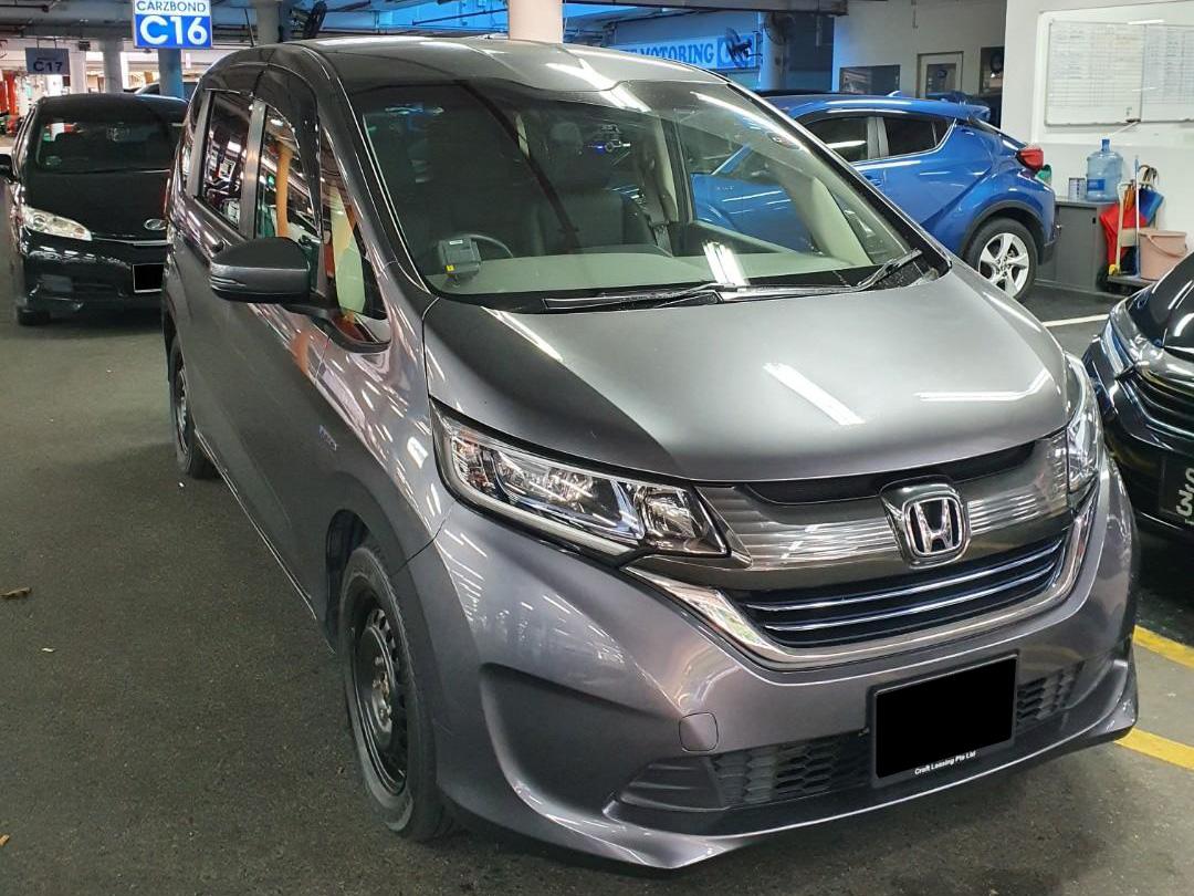 Honda Freed Hybrid 1.5A (PHV Private Hire Rental)