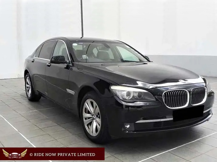 BMW 7 Series 730Li (For Rent)