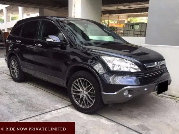 Honda CR-V 2.4A (For Rent)