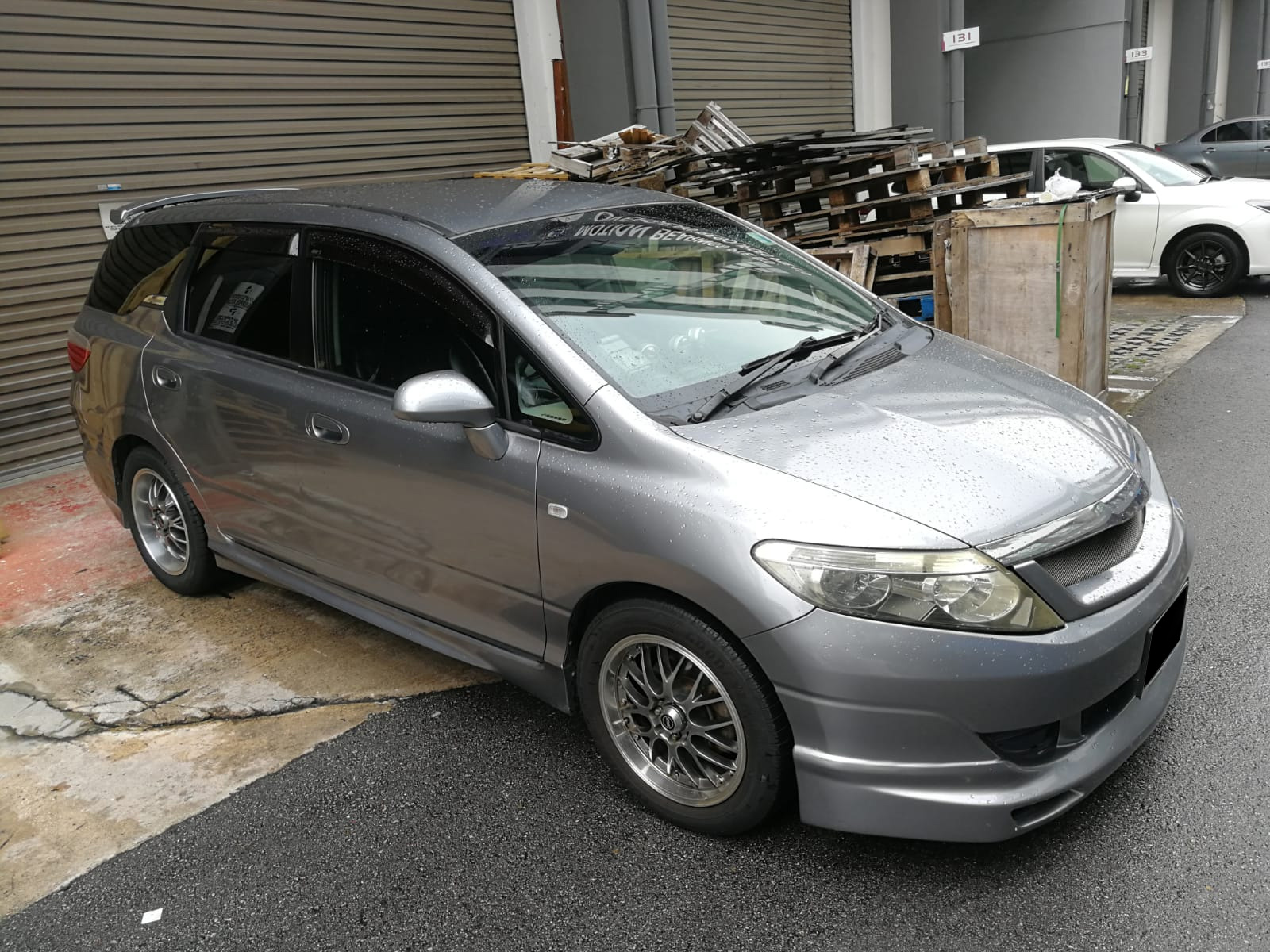 Honda Airwave 1.5A (For Rent)