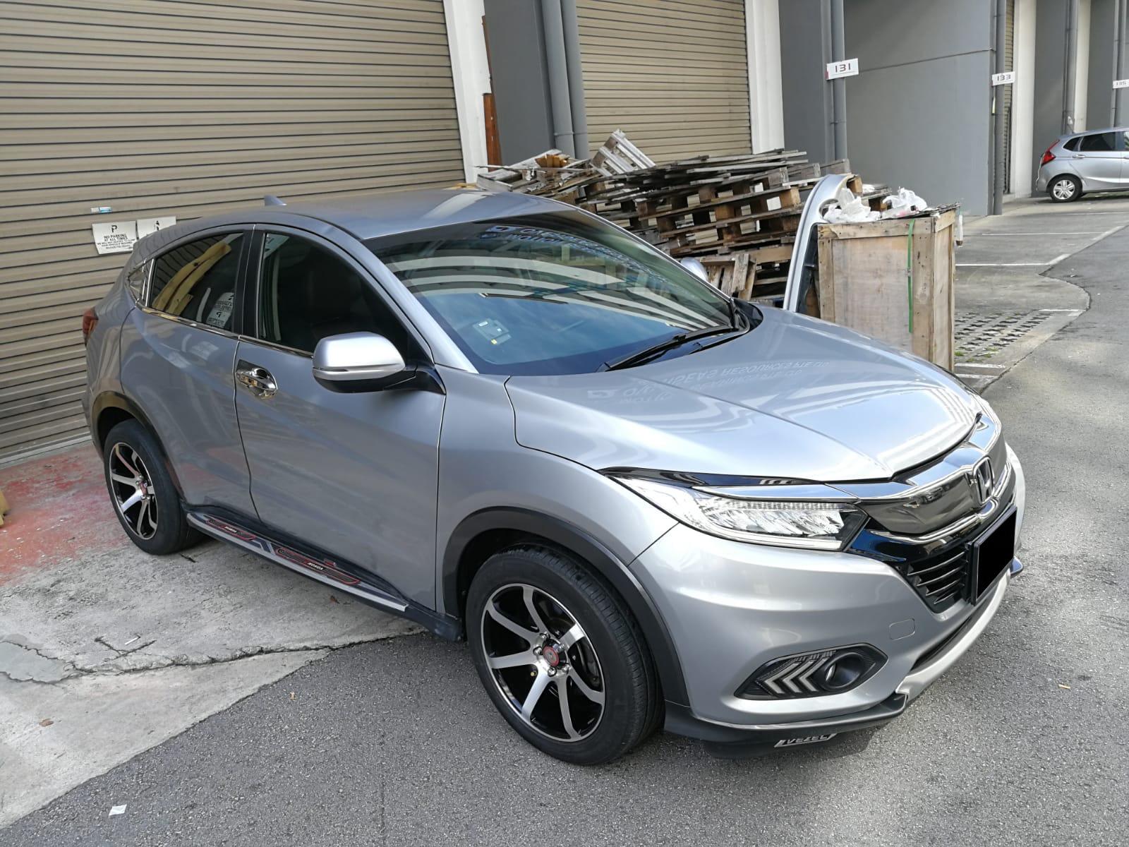 Honda Vezel Hybrid 1.5A G (For Rent)