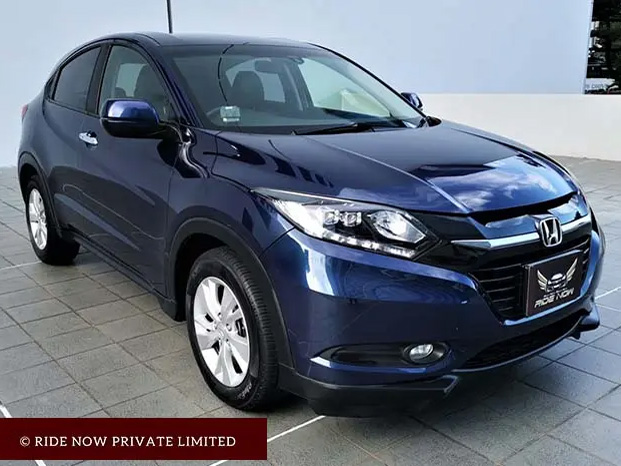 Honda Vezel 1.5A (For Rent)