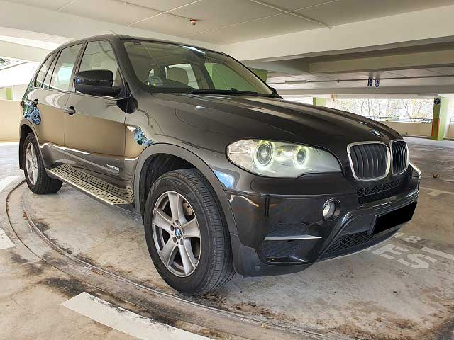 BMW X Series X5 (For Rent)