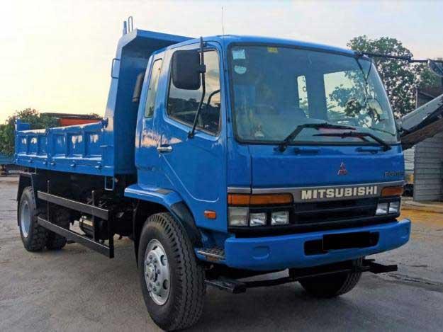 Mitsubishi Fuso FM65 Tipper Truck (For Lease)