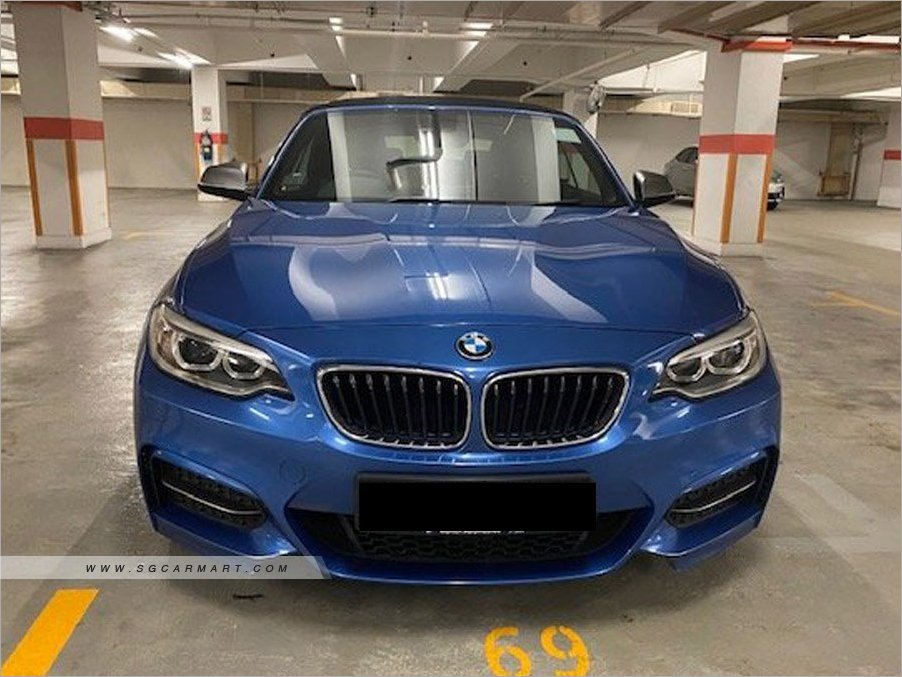BMW M Series M240i Cabriolet 3.0L (For Lease)