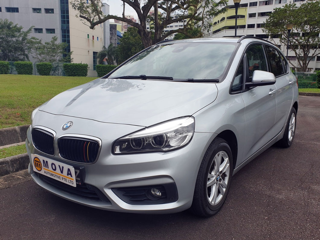 BMW 2 Series 216d Active Tourer (For Lease)