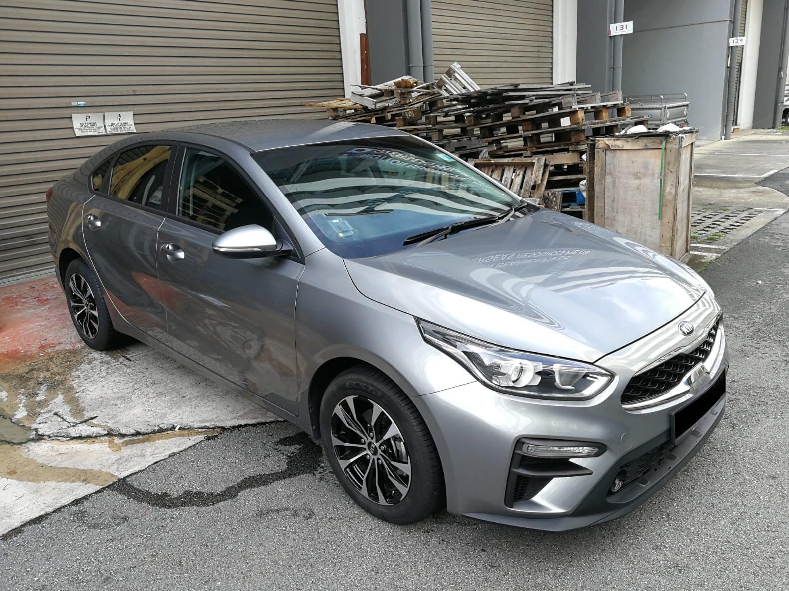 Kia Cerato EX 1.6A (For Rent)