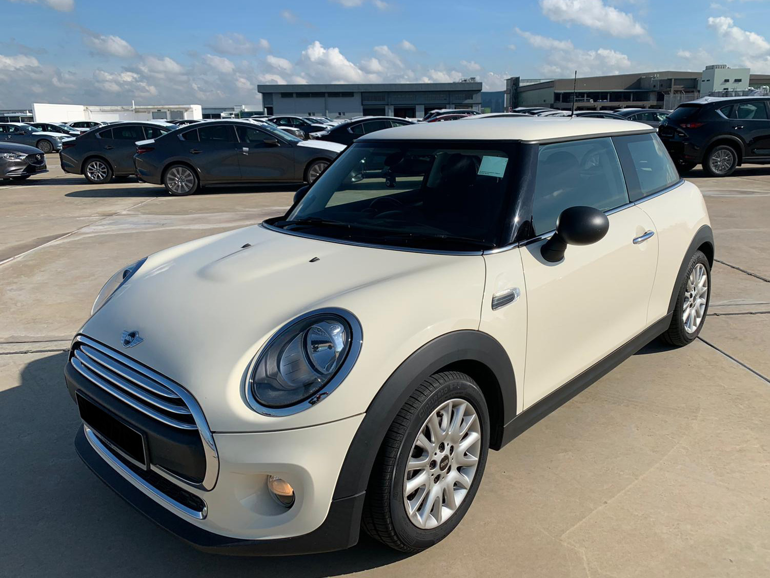 MINI One 1.2A Turbo (For Rent)