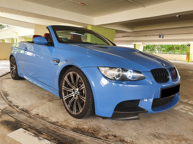 BMW M Series M3 (For Rent)