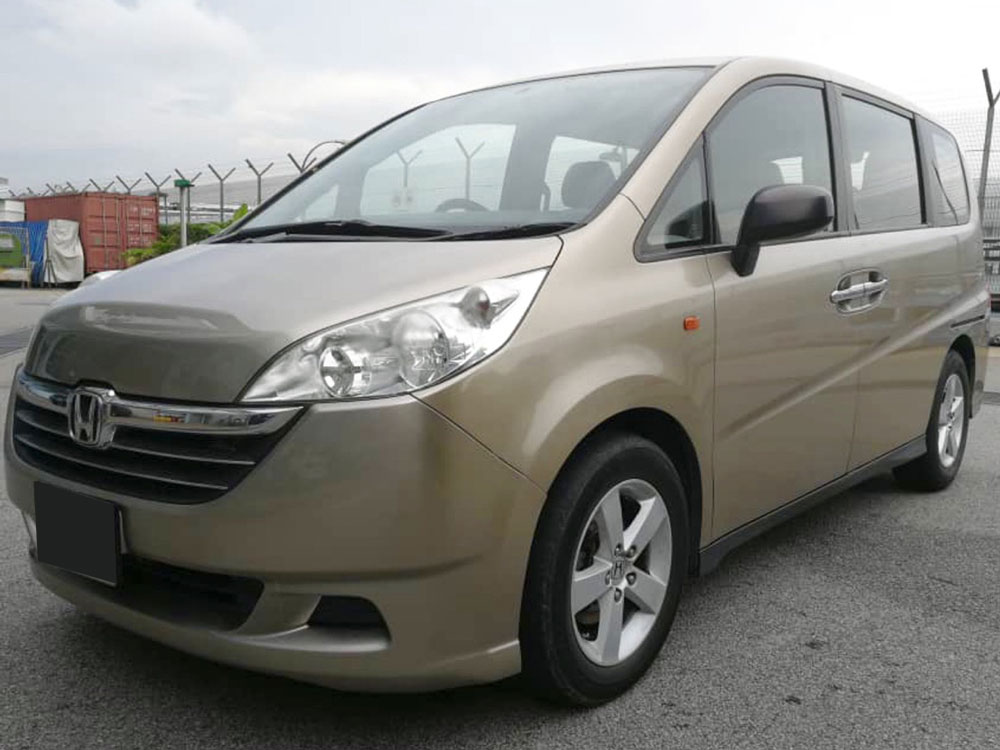 Honda Stepwagon 2.0A (For Rent)