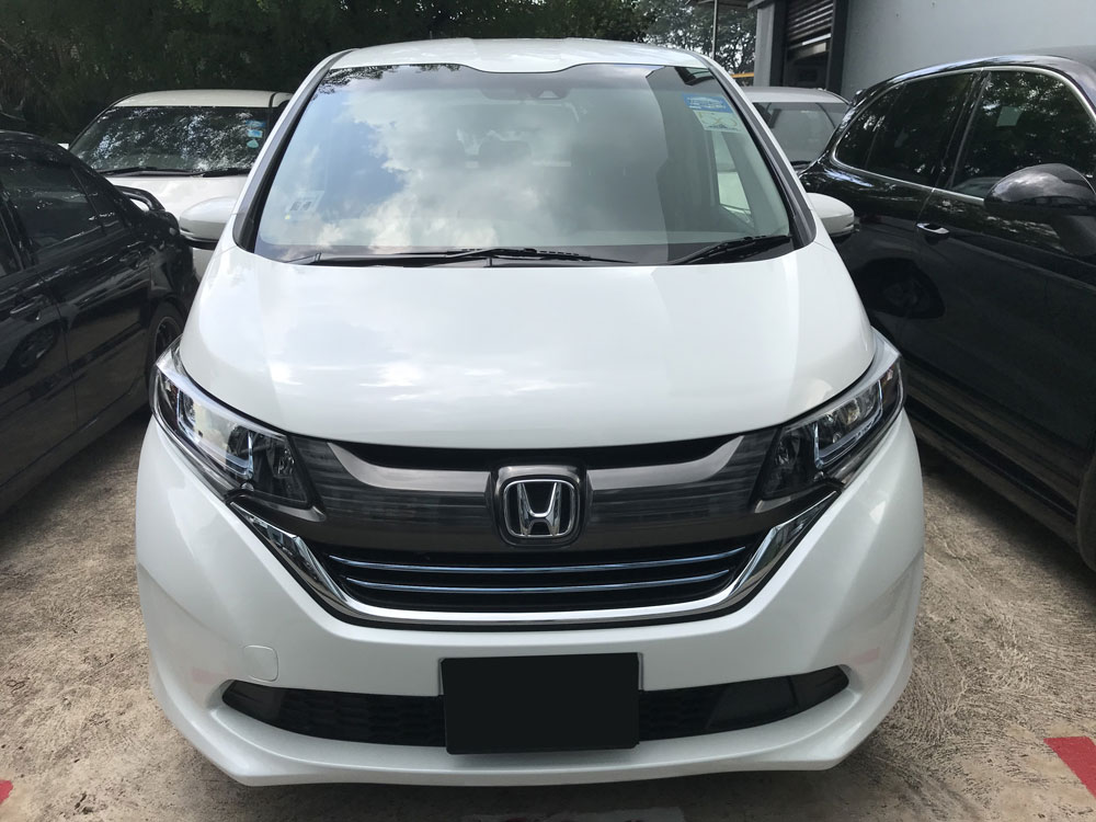 Honda Freed 1.5G (For Rent)