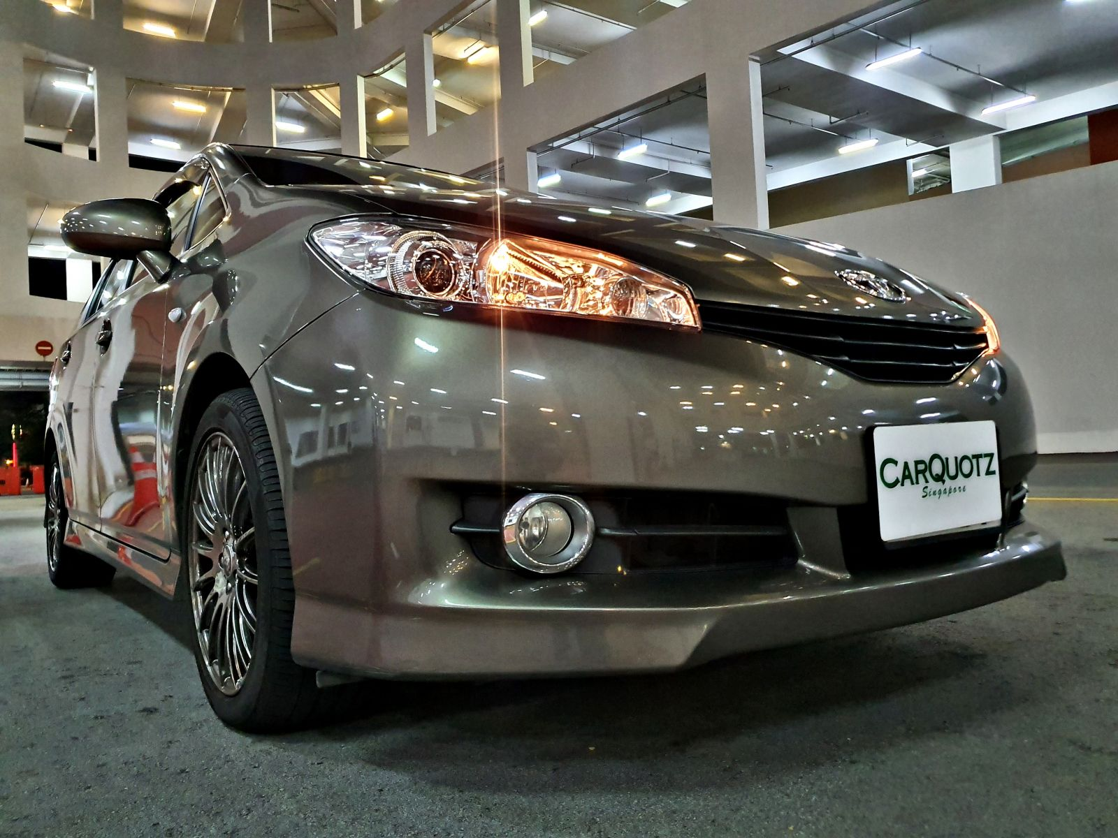Toyota Wish 1.8A (For Rent)