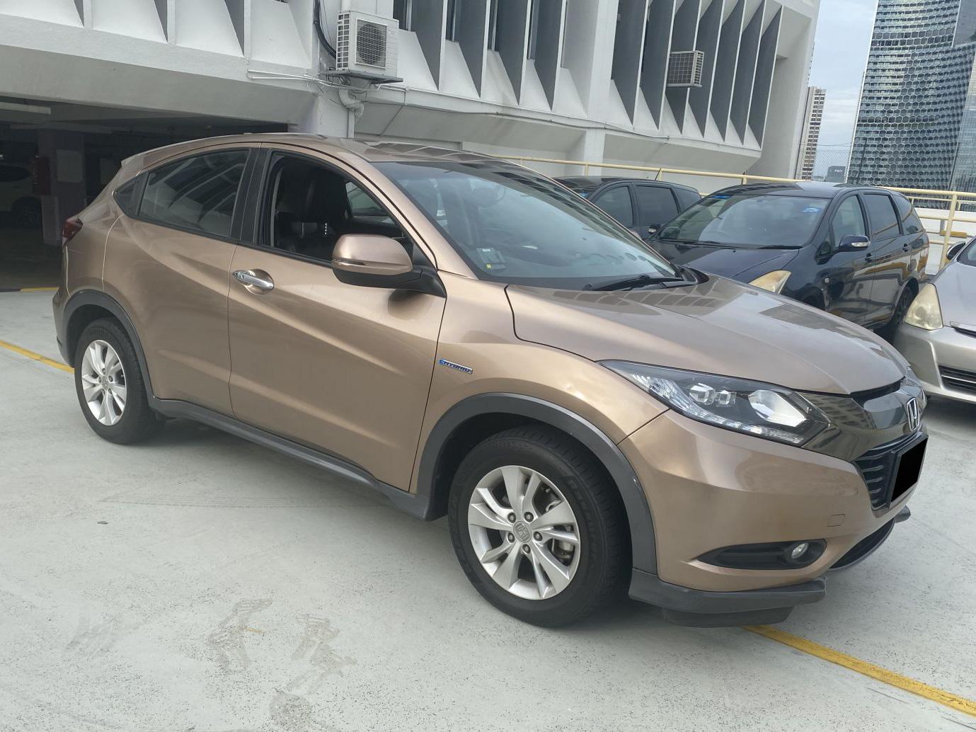 Honda Vezel 1.5A (PHV Private Hire Rental)