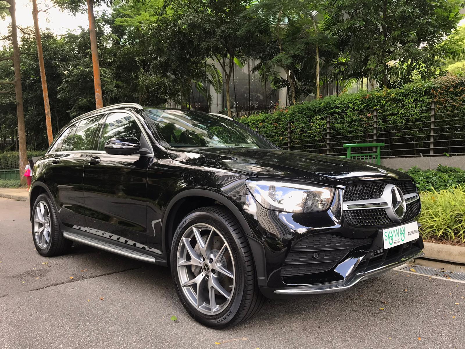 Mercedes-Benz GLC Class GLC300 (For Lease)