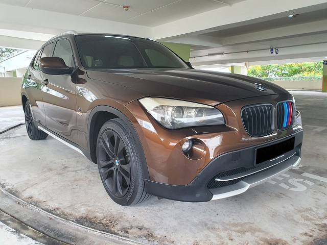 BMW X Series X1 (For Rent)