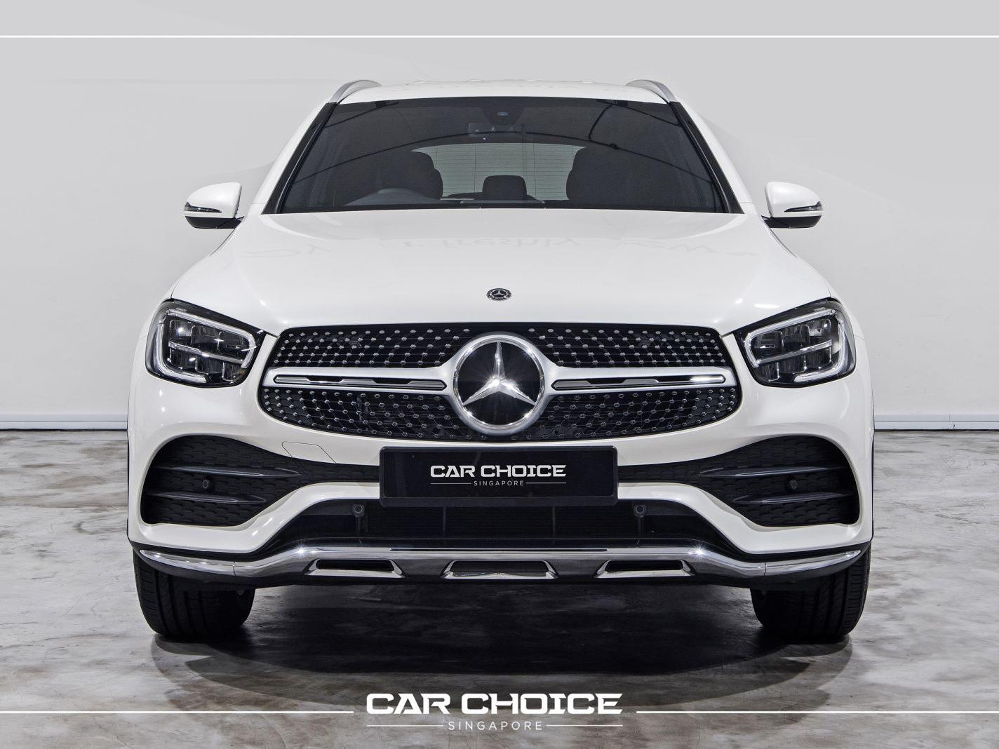 Mercedes-Benz GLC Class GLC300 AMG Brand New (For Lease)