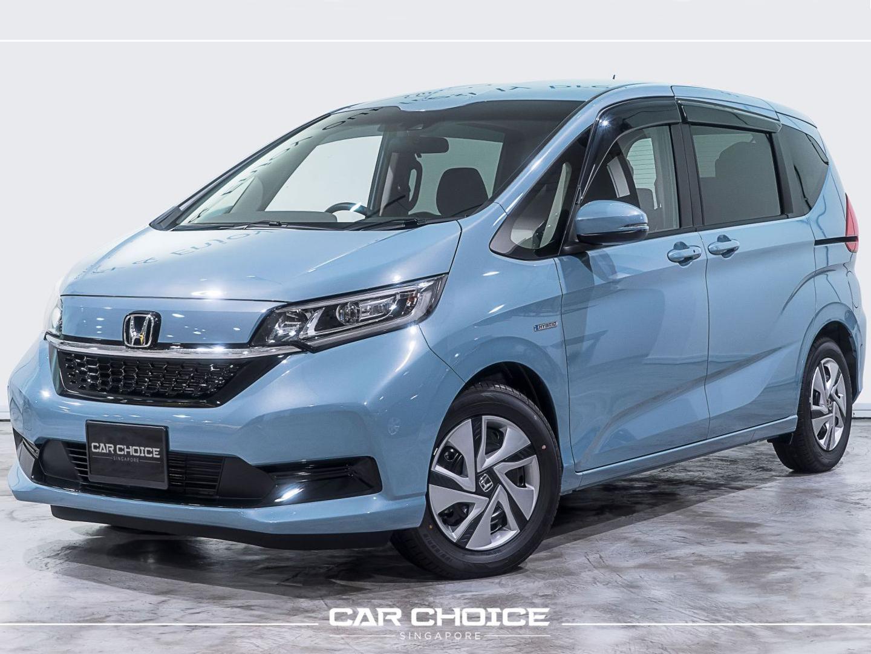 Honda Freed Hybrid 1.5G Brand New (For Lease)